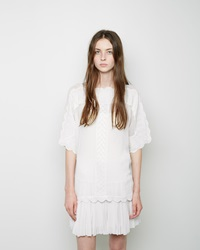 Etoile Isabel Marant Axel Embroidered Top