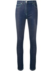 Kenzo Contrasting Stitching Skinny Jeans 60