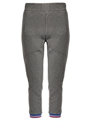 Lndr Recovery Jersey Performance Track Pants Grey Multi