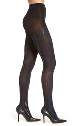 Pretty Polly Women's Brushstroke Stripe Tights