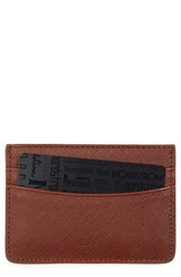 A.P.C. Men's Andre Leather Card Holder