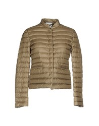 Aspesi Down Jackets Beige