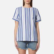 A.P.C. Women's Circe Top Blue
