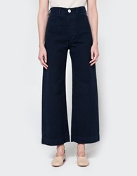Jesse Kamm Sailor Pant In Midnight