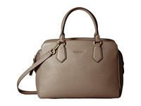 Cole Haan Dorset Satchel Dark Gull Grey Satchel Handbags Gray