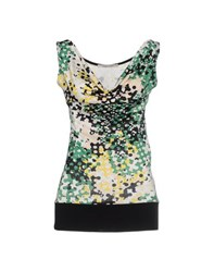Giorgia And Johns Giorgia And Johns Topwear Vests Women Green