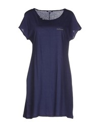 Colmar Dresses Short Dresses Women Dark Purple