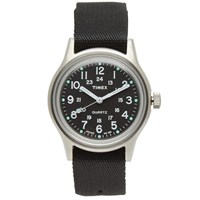 Timex Archive Camper Mk1 Stainless Steel Watch Black