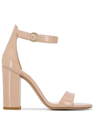 Fabio Rusconi Ankle Strap Sandals Neutrals