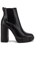 Steve Madden Revised Bootie In Black.