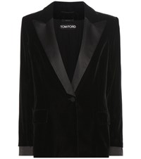 Tom Ford Velvet Jacket Black