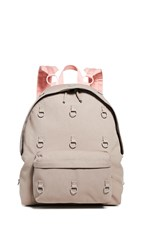 Eastpak Rs Padded Loop Backpack Grey Pink