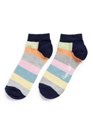 Happy Socks Stripe Low Multi Colour