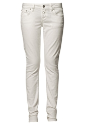 Ltb Aspen Straight Leg Jeans White White Denim