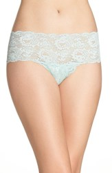 Cosabella Women's 'Never Say Never Hottie' Low Rise Briefs Misty Green