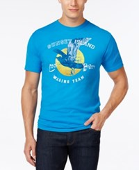 G.H. Bass And Co. Sunset Beach T Shirt
