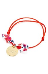 Women's Flowers Of Liberty Friendship Bracelet Wiltshire