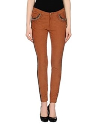 Paul And Joe Sister Casual Pants Brown