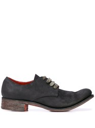 A Diciannoveventitre Lace Up Derby Shoes 60