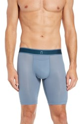 Tommy John Air Boxer Briefs Blue Mirage