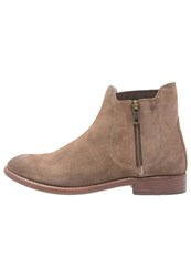 Hudson H By Ankle Boots Taupe