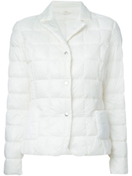 Fay Button Up Padded Jacket