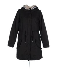 Maison Scotch Coats And Jackets Jackets Women Black
