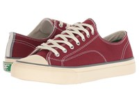 Pf Flyers All American Lo Mercury Red Canvas Lace Up Casual Shoes