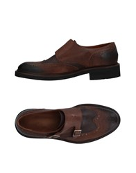 Eleventy Loafers Brown