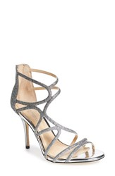 Imagine By Vince Camuto Women's 'Ranee' Dress Sandal Platinum Lather