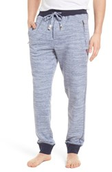 Majestic International Swept In Waves Lounge Pants Alfresco French Terry