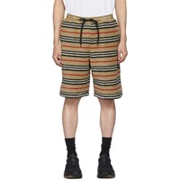 Burberry Beige Holwell Shorts