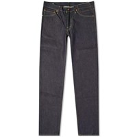 Visvim Social Sculpture 04 Selvedge Jean Blue