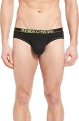 Andrew Christian Men's Almost Naked Sports Briefs