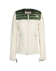 The North Face Topwear Sweatshirts Women Ivory