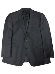 Pierre Cardin Men's Chaucer Birdseye Big Andtall Jacket Charcoal Jaspe