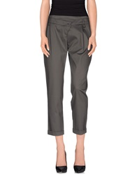 Atos Lombardini Casual Pants Grey