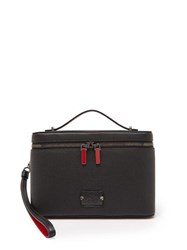 Christian Louboutin Kypipouch Leather Bag Black