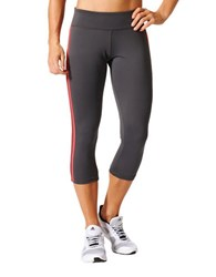 Adidas Capri Leggings Grey