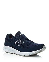New Balance 530 Vazee Sweatshirt Lace Up Sneakers Blue