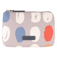 Radley Dna Small Zip Cosmetic Case Grey