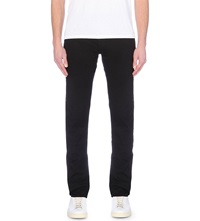 True Religion Rocco Relaxed Fit Skinny Jeans Black