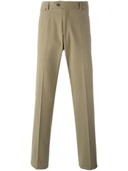 Paul And Shark Classic Chino Trousers Neutrals