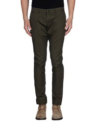 Michael Kors Trousers Casual Trousers Men Military Green