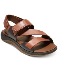 Cole Haan Men's 2.Zerogrand Strap Sandals Men's Shoes Woodbury