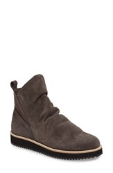 Patricia Green Women's Charley Chelsea Platform Boot Grey Suede