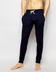 Esprit Jersey Joggers In Slim Fit Blue