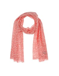 Mosaique Scarves Red
