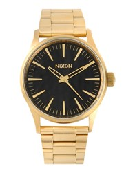 Nixon Timepieces Wrist Watches Men Black