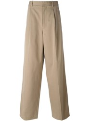 3.1 Phillip Lim Wide Leg Trousers Nude Neutrals